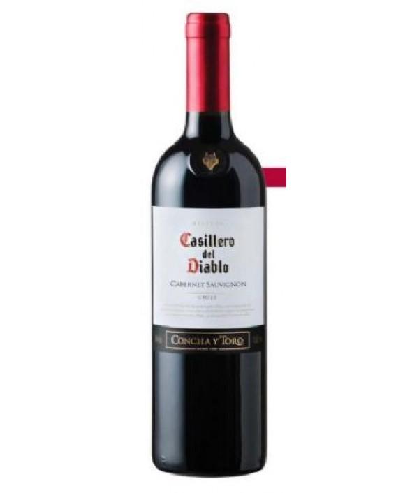 CASILLERO DEL DIABLO Cabernet Sauvignon Reserva tº 2018 - Chile