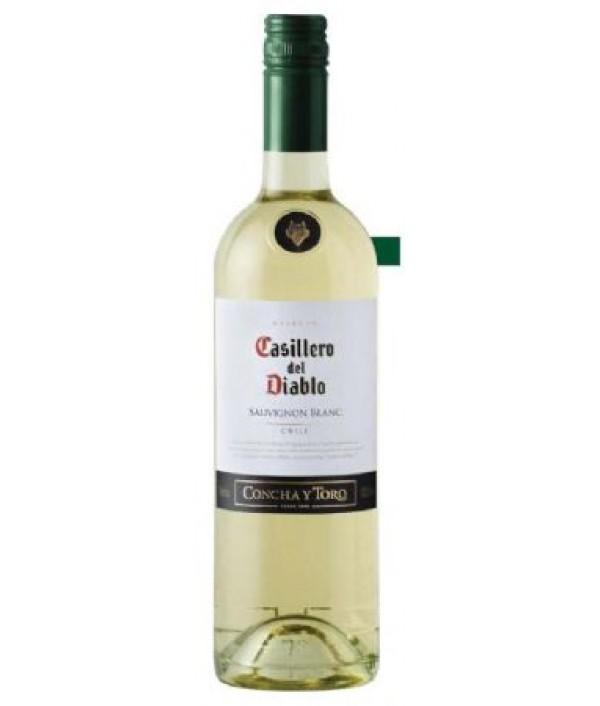 CASILLERO DEL DIABLO Sauvignon Blanc Res...
