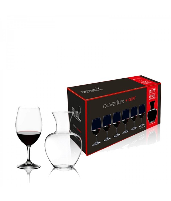 RIEDEL Set Ouverture Magnum and Decanter...