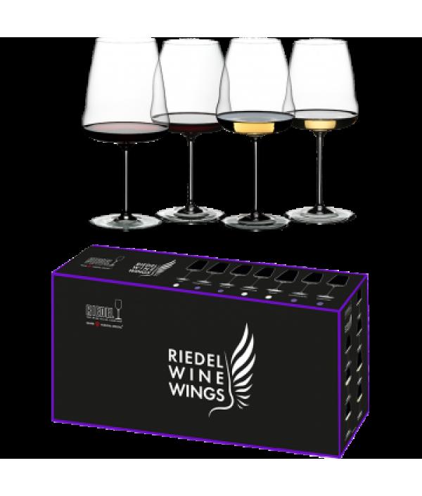 Wineglass RIEDEL Winetasting Set