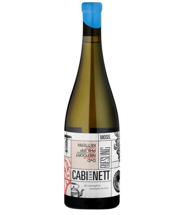 CABIsehrNETT Riesling white 2015