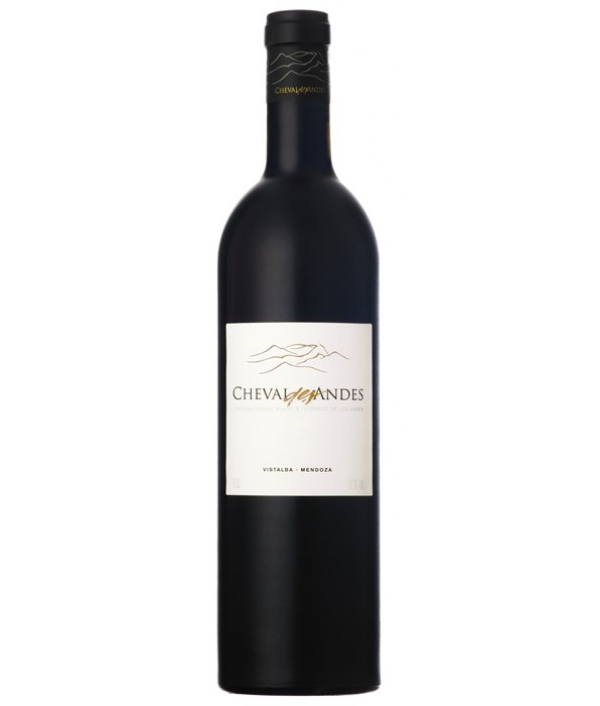 CHEVAL DES ANDES red 2017