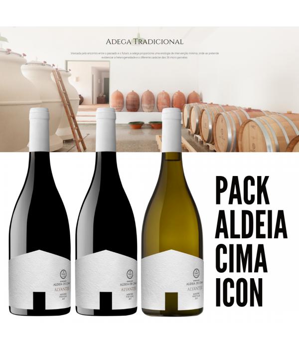 PACK ALDEIA DE CIMA ICON