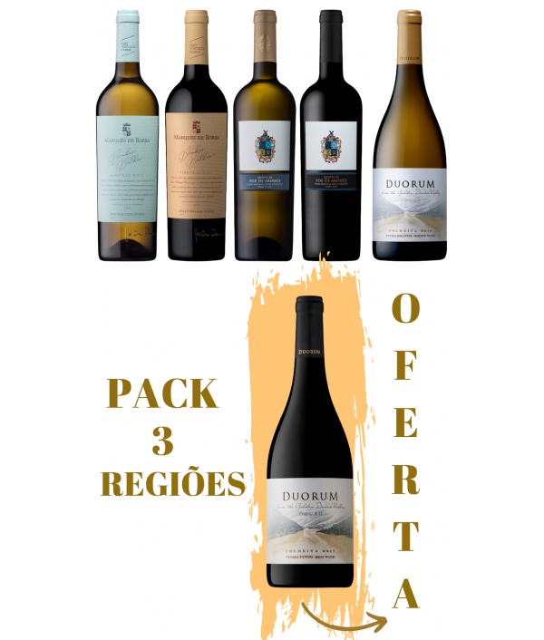 PACK PORTUGAL WINE