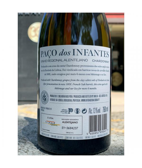 PAÇO DOS INFANTES Chardonnay white 2020