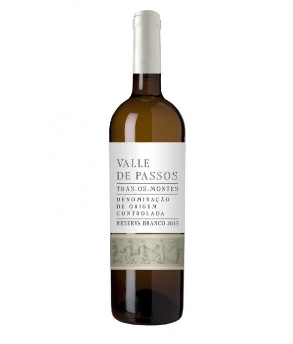 VALLE PASSOS Reserva bº 2015 - Douro