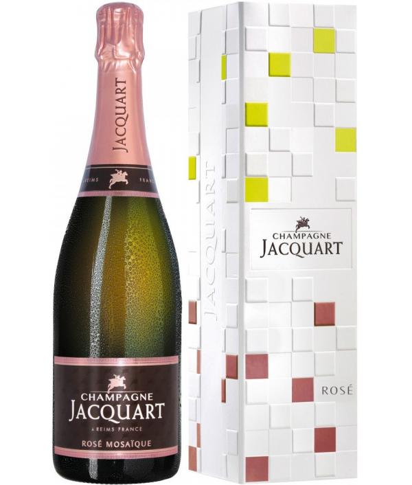 JACQUART Rosé Brut
