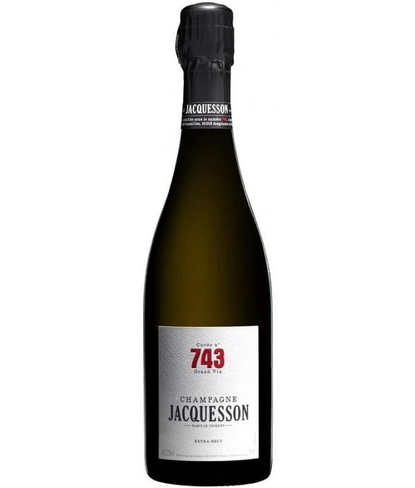 JACQUESSON Cuvée 743 Extra Brut