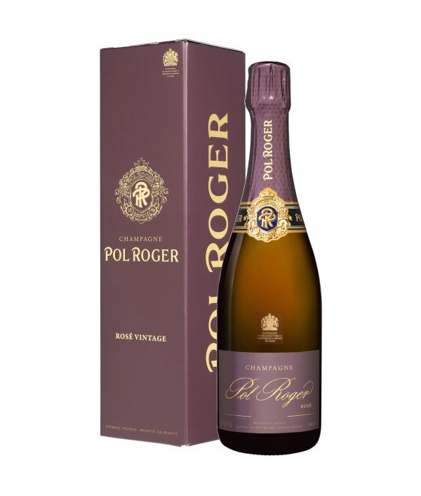 POL ROGER Brut Vintage Rosé