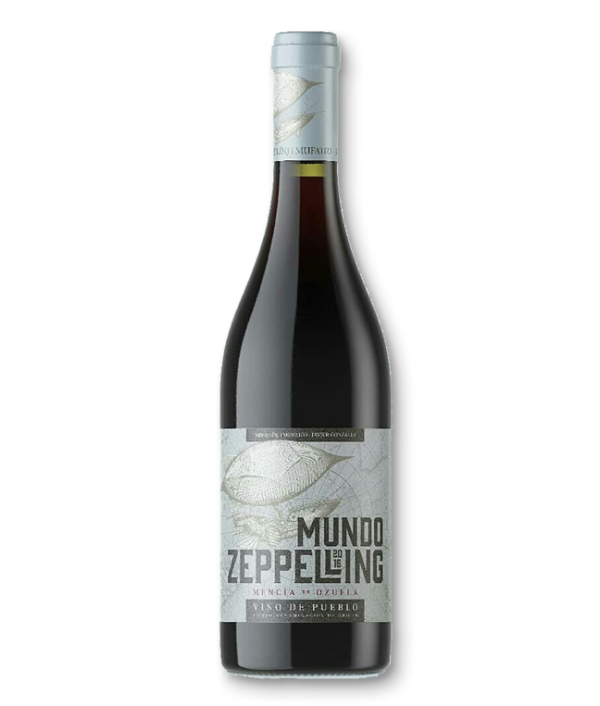 MUNDO ZEPPELLING Mencia tº 2018 - Spain