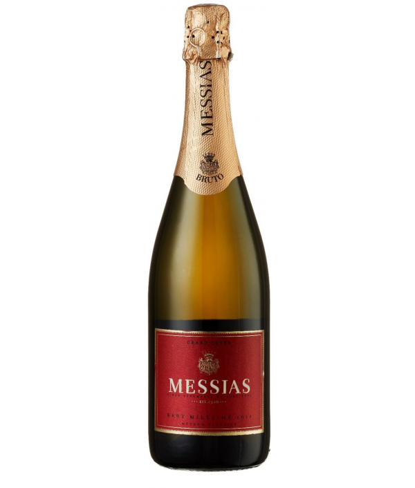 MESSIAS Milésime Grand Cuvée Brut
