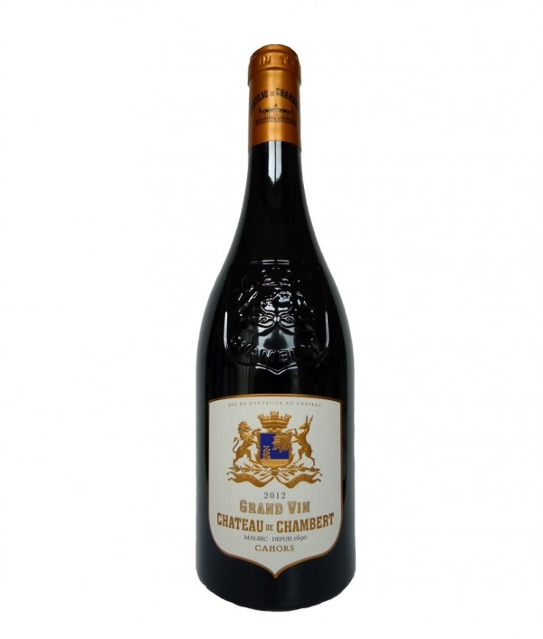 CHATEAU DE CHAMBERT Malbec Grand Vin tº...