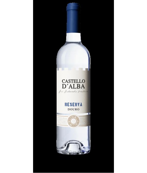 CASTELLO D'ALBA Reserva bº 2017 - Douro