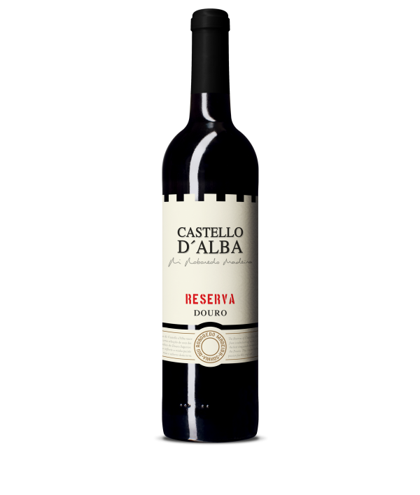 CASTELLO D'ALBA Reserva tº 2015 - Douro...