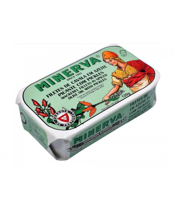 CANNED Minerva Tunna Fillets in Spiced O...
