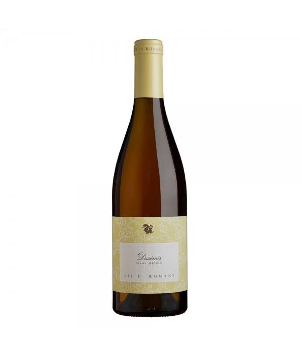 VIE DI ROMANS DESSIMIS Pinot Grigio whit...