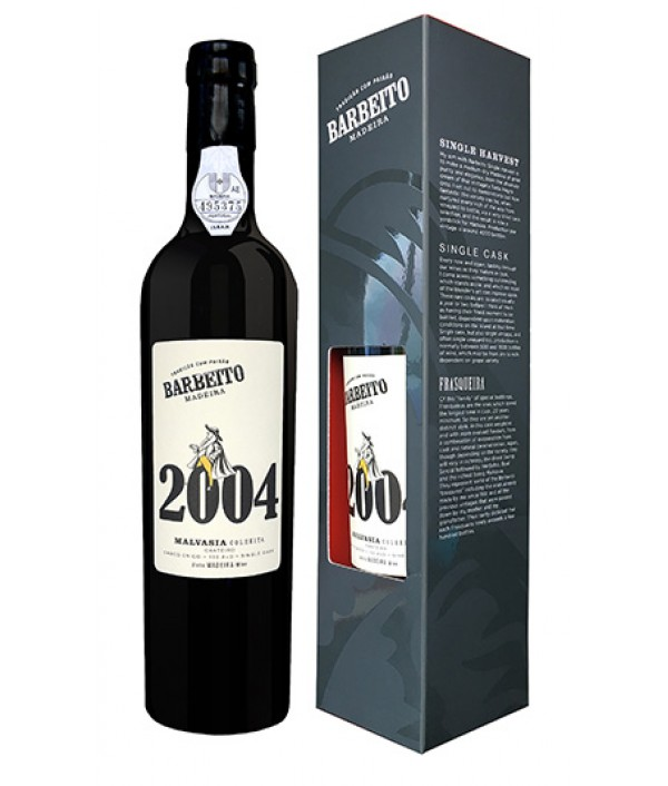 BARBEITO Single Harvest Malvasia 2004 Si...