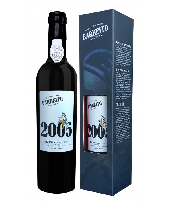 BARBEITO Single Harvest Malvasia 2005 Ca...