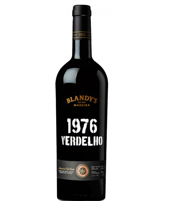 BLANDY'S Verdelho 1976 - Madeira Island