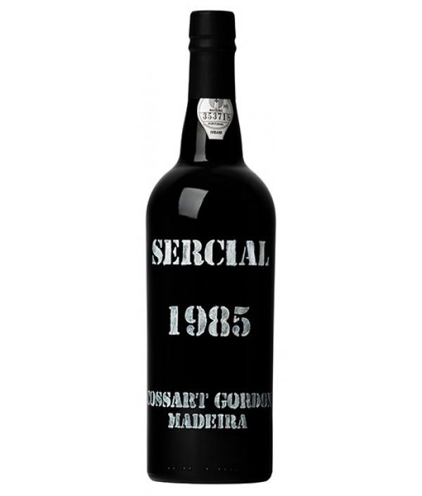 COSSART GORDON Sercial 1985