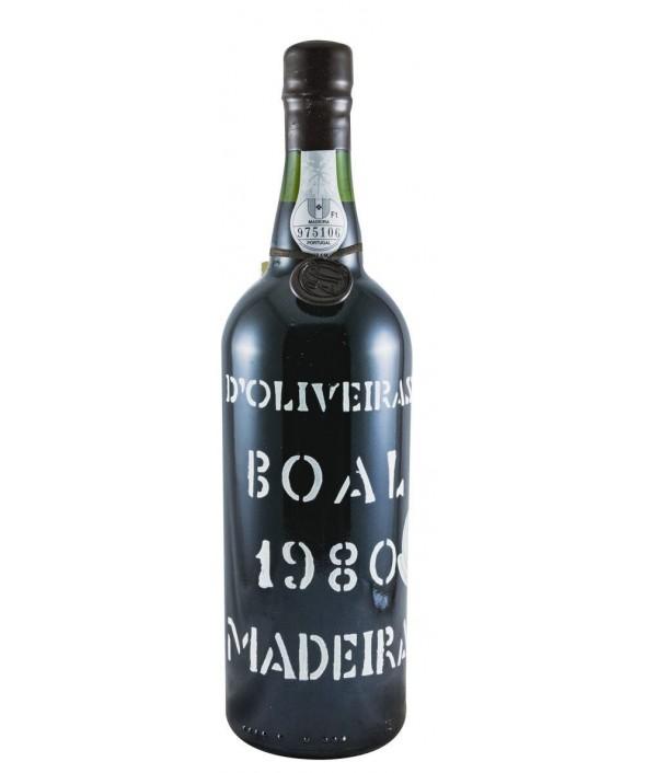 D'OLIVEIRAS Boal 1980 - Madeira Island