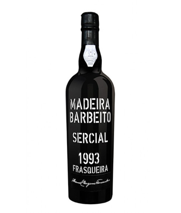 BARBEITO Sercial 1993 E. F. - Madeira Is...