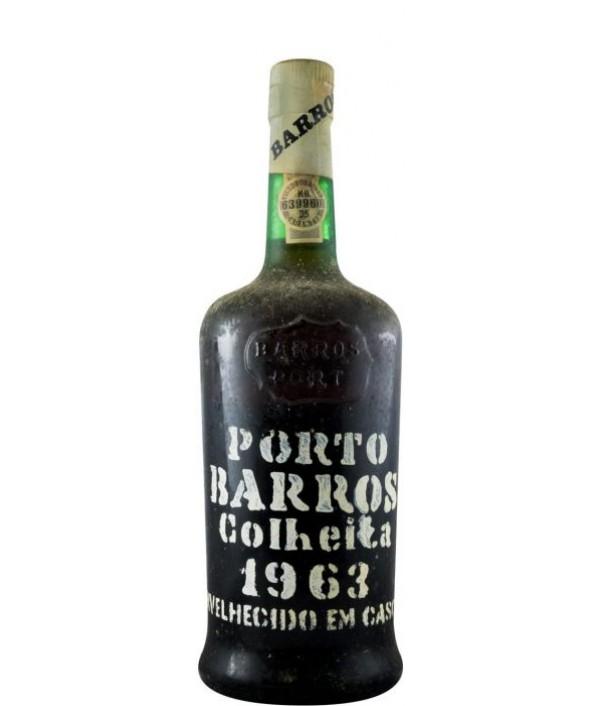 BARROS Colheita 1963