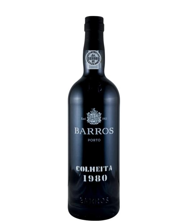BARROS Colheita 1980