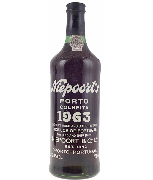 NIEPOORT Colheita 1963