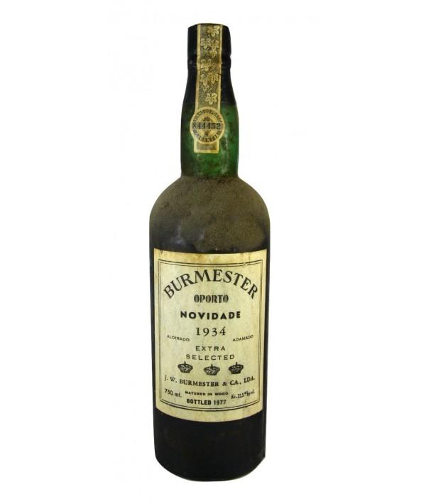 BURMESTER Vintage 1934