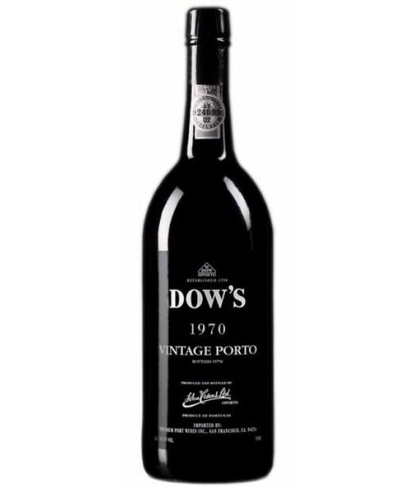 DOW'S Vintage 1970  - V. Porto