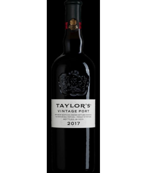 TAYLOR'S Vintage 2017 (PRIMEUR)