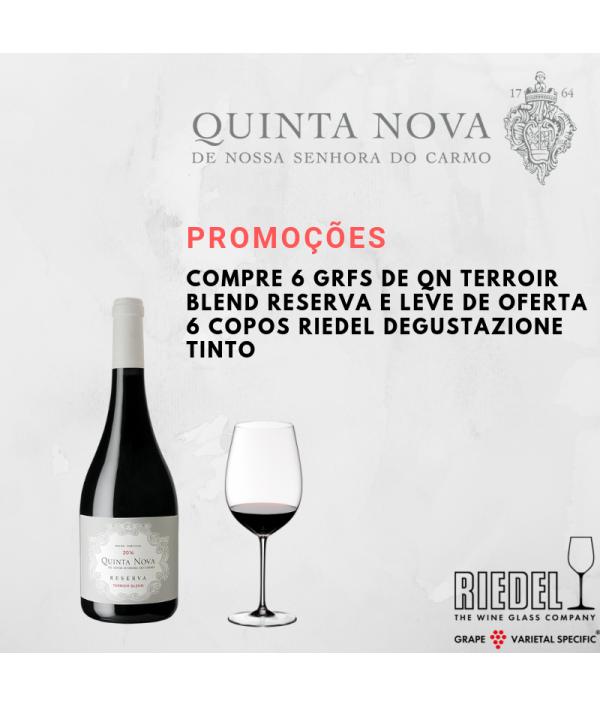 QUINTA NOVA Terroir Blend Reserva tº 2016 - Douro (caixa 6 grfs)