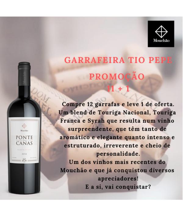 PONTE DAS CANAS tº 2014 - Alentejo (BOX...