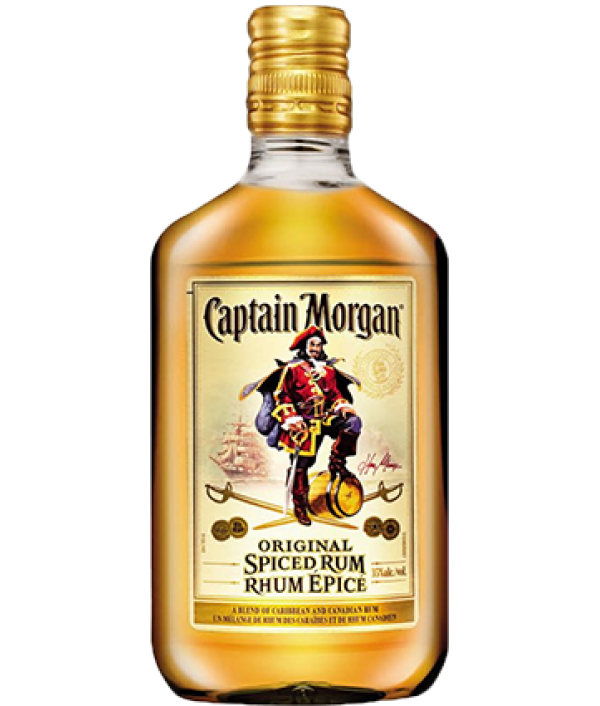 CAPTAIN MORGAN Hip Flask