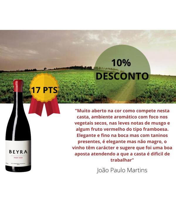 BEYRA Pinot Noir tº 2015 - Beiras