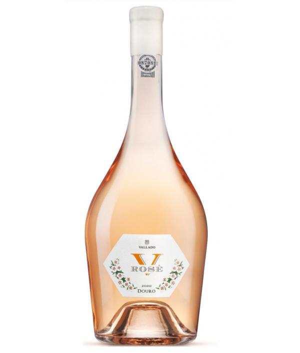 VALLADO V Magnum rosé 2020