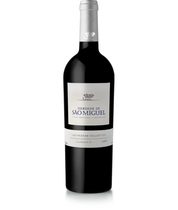 HERDADE DE S. MIGUEL The Friends Collection tº 2015 - Alentejo