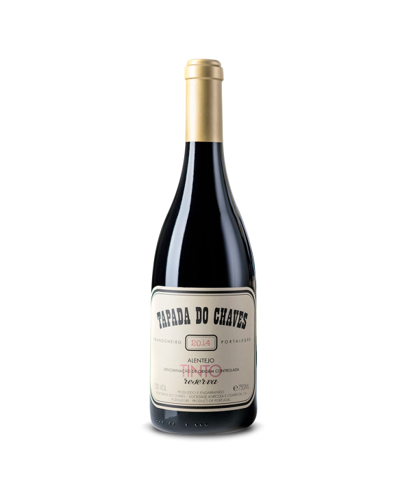 TAPADA DO CHAVES Reserva red 2014