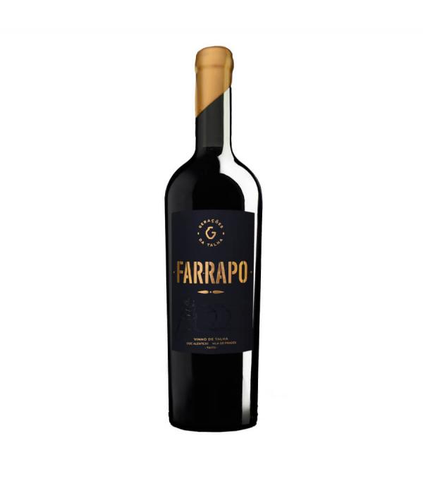 FARRAPO Vinho de Talha tinto 2019