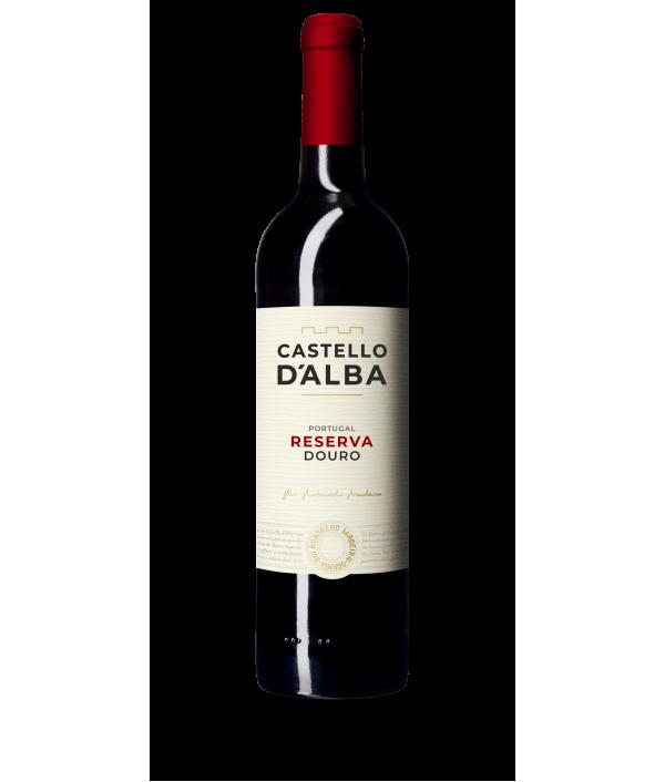 CASTELLO D'ALBA Reserva tº 2017 - Douro
