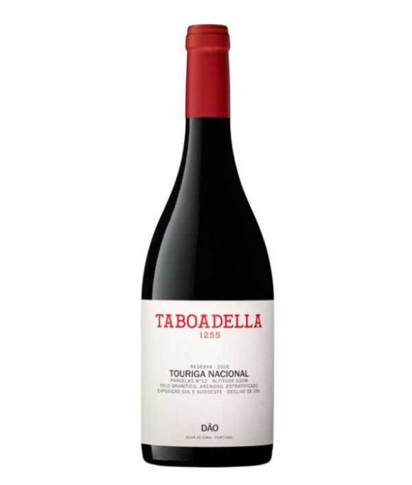 TABOADELLA Touriga Nacional Reserva tº ...