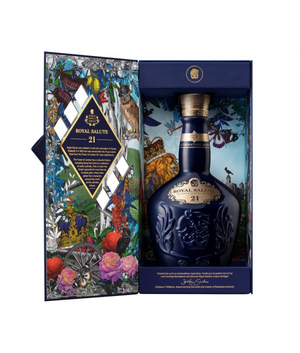 CHIVAS REGAL Royal Salute Signature 21 Y...