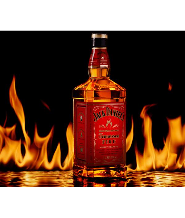 JACK DANIEL´S Fire