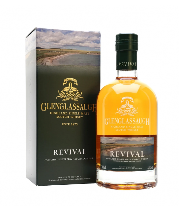 GLENGLASSAUGH  REVIVAL Single Malt