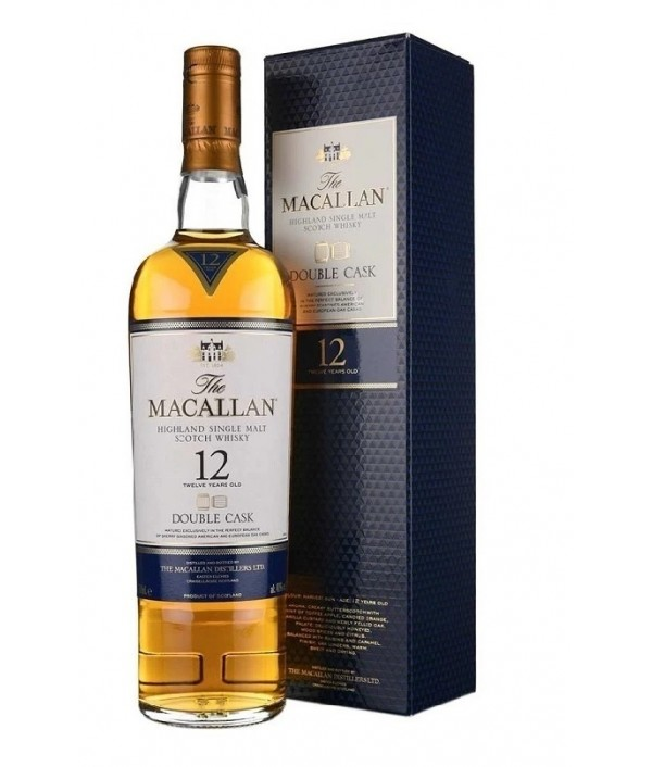 MACALLAN 12 Anos Double Cask