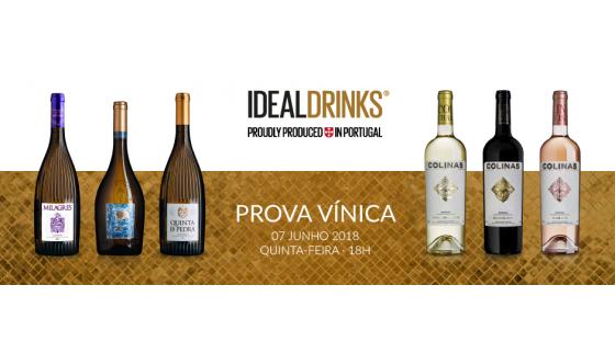 PROVA IDEAL DRINKS