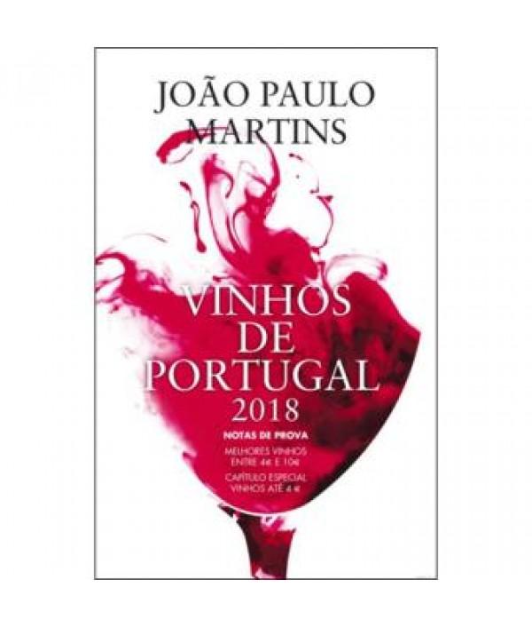 GUIA VINHOS JOÃO PAULO MARTINS VINHOS 2018