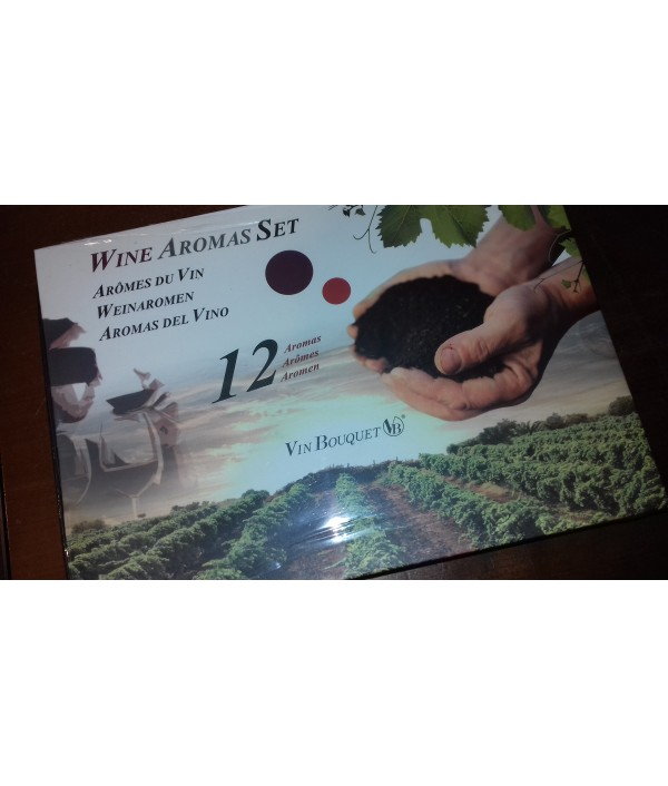 VIN BOUQUET Wine Aromas Set