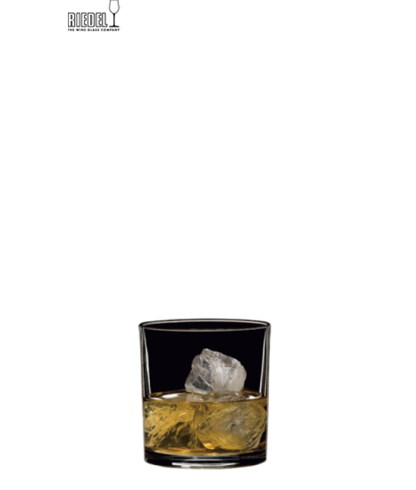 Glass RIEDEL Double Old Fashion Whisky 0...